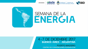 The Energy Week in Latin America and the Caribbean will contribute to sub-regional and regional integration.